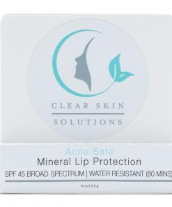 acne-safe lip sunscreen